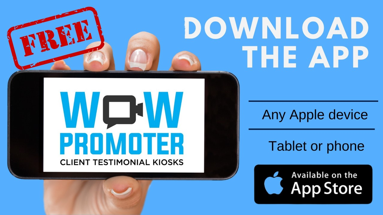 wow promoter app download banner
