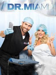 Dr. Miami and Hot Blonde on Reality TV