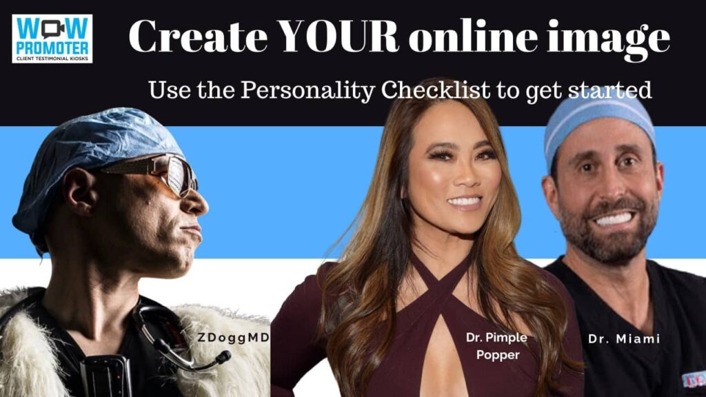 Create your online image